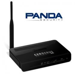 CERBERUS P 6361 router xDSL WiFi N150 1T2R WDS 1xWAN 4x10/100 LAN