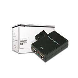 Zasilacz PoE PSE 802.3af wyj. 48V 16W