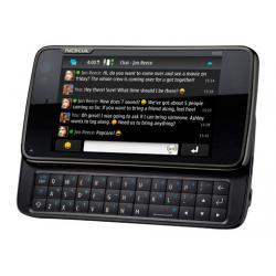 N900 Black Pho/GPS/HSDPA/BT/QWERTY