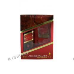 Johnnie Walker Red Label 700 ml + Szklanki