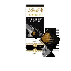 Lindt Excellence Blueberry Intense