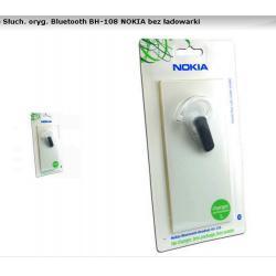Bluetooth Nokia BH-108 NOWY ORYGINALNY WARSZAWA