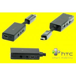 ORYGINAŁ ADAPTER USB AUDIO KONWERTER HTC WARSZAWA