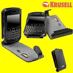 KRUSELL BLACKBERRY BOLD 9700 + KLIPS WARSZAWA