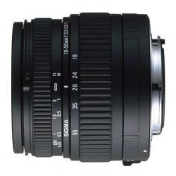 Obiektyw zoom Sigma 18-50mm F/3,5-5,6 DC Sony/Minolta