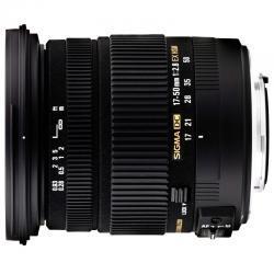 Obiektyw standardowy Sigma 17-50mm F2.8 EX DC OS HSM Nikon F