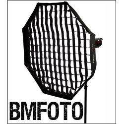 QUANTUUM SOFTBOX GRID OCTA 180 cm * PLASTER MIODU