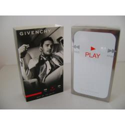 GIVENCHY PLAY EDT 100 ml 100% ORY PERFUMERIAONLINE