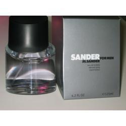 JIL SANDER FOR MEN 125 ml EDT Perfumeriaonline