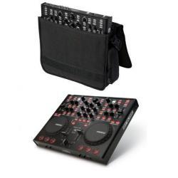 Reloop Digital Jockey 2 Master Edition + torba Reloop Controller Bag (kolor do wyboru)