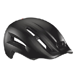 Kask miejski LAZER URBANIZE N'LIGHT BIG black mat 58-61cm rolsys