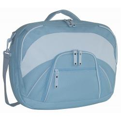 Torba na dokumenty FASTRIDER LADIES LAPTOP BAG błękitna