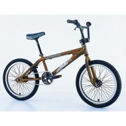 Rower BMX SE bikes Mauler X-Pert Matt Black