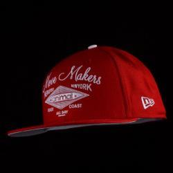 "Czapka Animal New Era Move Makers red 7 1/8"" / 56,8cm"
