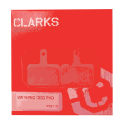 Okładziny hamulcowe CLARK'S VX811 Organiczne Shimano Deore mecha