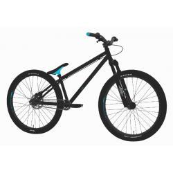 """Rower NS Bikes Co Holy 1 24"""" czarny"""