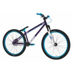 "Rower NS Bikes Co Metropolis 2 24"" fioletowy"