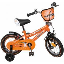 """Rower Accent BILLY 12"""" pomarańczowy"""