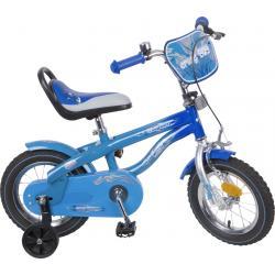 """Rower Accent DANNY 12"""" niebiesko-błękitny"""