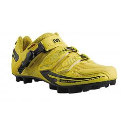 BUTY MTB FURY XC 8 żółty