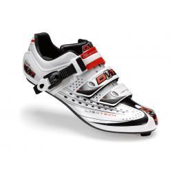 Buty szosa DMT FLASH biało-czerwone roz: 41