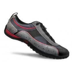 Buty turystyczne LAKE MX90 X szaro-czerwony roz.42