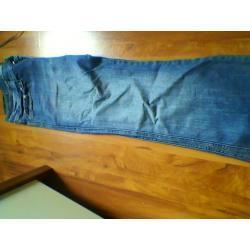 spodnie jeansowe XNK w rozmiarze 42