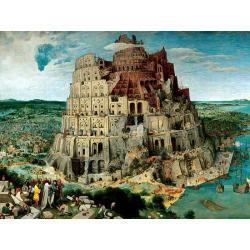 RAVENSBURGER PUZZLE 5000 el BRUEGHEL : THE TOWER OF BABEL 17423