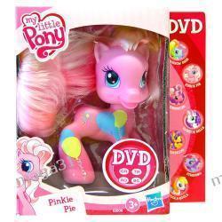 PINKIE PIE MY LITTLE PONY HASBRO 93806 + DVD