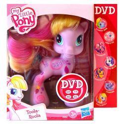 TOOLA ROOLA MY LITTLE PONY HASBRO 93812 + DVD