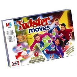 gra Hasbro Twister Moves movies 100 piosenek
