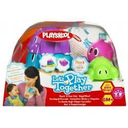 Playskool zwierzaki łódka do wanny kąpieli Hasbro