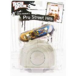 Tech Deck Chris Haslam's Pro Street Hits Przeszkody Uliczne 13851 Cobi SPINMASTER