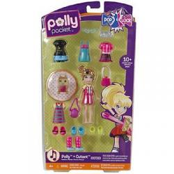 POLLY POCKET ŚWIAT MODY ELECTRO B MATTEL