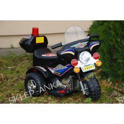 POJAZD AKUMULATOROWY-POLICJA MOTOR