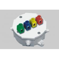 A.0015 - Puszka instalacyjna natynkowa hermetyczna Konwertery