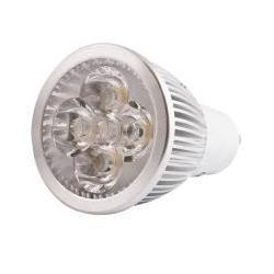 Żarówka GU10 4x1W LED biała ciepła2600-3000K Pozostałe