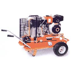 Kompresor tłokowy z napędem spalinowym FIAC AGRI 90/670