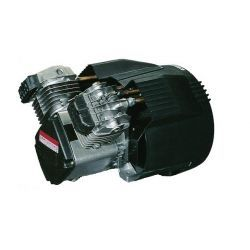 """Pompa bezolejowa dwucylindrowa """"V"""" z silnikiem FIAC VS 204"""