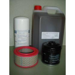 Zestaw przeglądowy do sprężarek śrubowych FIAC Silver 5,5-15