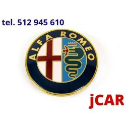 EMBLEMAT ZNACZEK NA MASKĘ ALFA ROMEO 147 GTV
