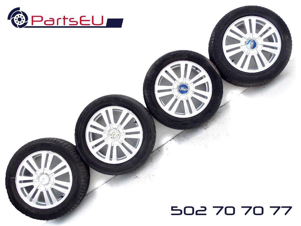 Felgi Aluminiowe Alufelgi Ford Mondeo Mk3 16 5x108 Na Bazarekpl