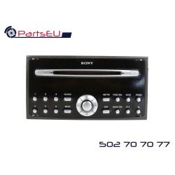 RADIO ODTWARZACZ CD MP3 SONY FORD FOCUS MK2 C-MAX