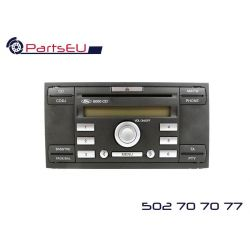 RADIO ODTWARZACZ CD FORD FOCUS MK2 C-MAX Z KODEM