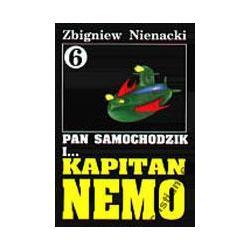 Pan Samochodzik i kapitan Nemo T.6 Z. Nienacki