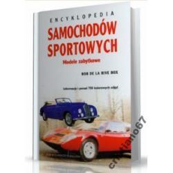 Encyklopedia samochodów sportowych NOWA Bellona
