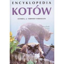 Encyklopedia kotów NOWA Bellona TWARDA