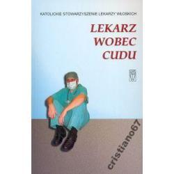 Lekarz wobec cudu księgarnia świętego wojciecha