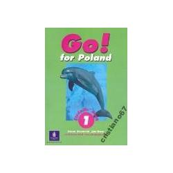 Go! for Poland 1 Students' Book Jim Rose NOWA