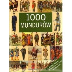 1000 mundurów Mundury wojskowe od starożytności